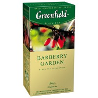 Чай черный Barberry Garden Greenfield 25пак