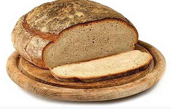 Бездрожжевой хлеб своими руками