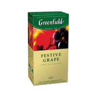 Чай травяной Festive Grape Greenfield 25 пак.